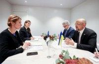 Шмигаль обговорив цифровізацію України з прем'єркою Естонії