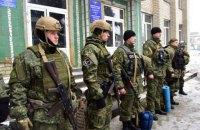 В прифронтовом Новолуганском открылся пункт полиции
