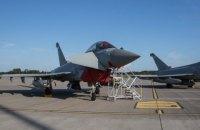 Естонія відкриває повітряний простір для бойової авіації НАТО після випадку з іспанською ракетою