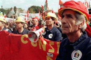 В Італії завершилася окупація вугільної шахти