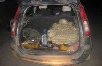 ДАІ вилучила арсенал зброї у бійця добровольчого батальйону