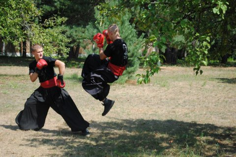 Верховна Рада визнала бойовий гопак національним видом спорту