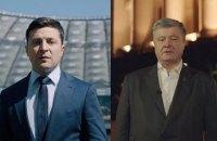 """Штаб Порошенко открыл регистрацию сторонников на дебаты на """"Олимпийском"""""""