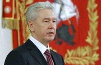 Собянин победил на выборах мэра Москвы - избирком