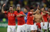 Сборная Чили победила и Колумбию, и VAR и вышла в полуфинал