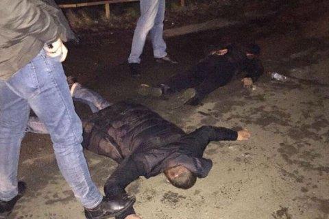 В Одессе трое мужчин зарезали фельдшера у банкомата