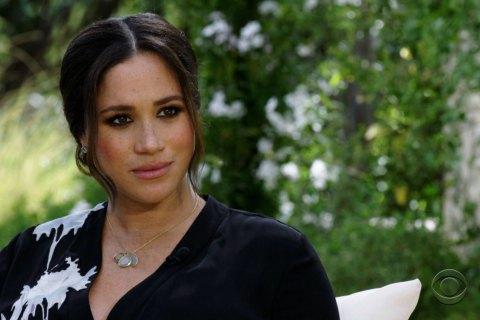 Меган Маркл в интервью Опре заявила, что члены королевской семьи обсуждали цвет кожи ее сына