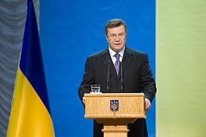Янукович приказал помочь одаренной молодежи