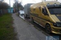В Киеве на Заболотного Mercedes сбил пешехода и скрылся с места аварии
