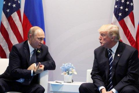 Путин и Трамп встретятся в пятницу во Вьетнаме