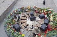 У Вечного огня в Киеве установят видеонаблюдение