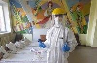 20 українських лікарів вирушили до Італії на два тижні