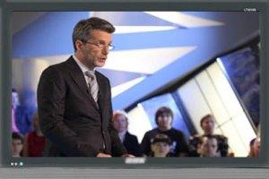 ТВ: Восточный фронт и дети Кличко
