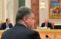 Порошенко договорился с Путиным об освобождении заложников