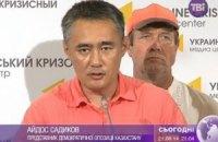 Выходцы из Казахстана и Азербайджана хотят сформировать свой батальон