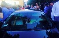В машине, вокруг которой в Чернигове разгорелся скандал, нашли ящики с деньгами