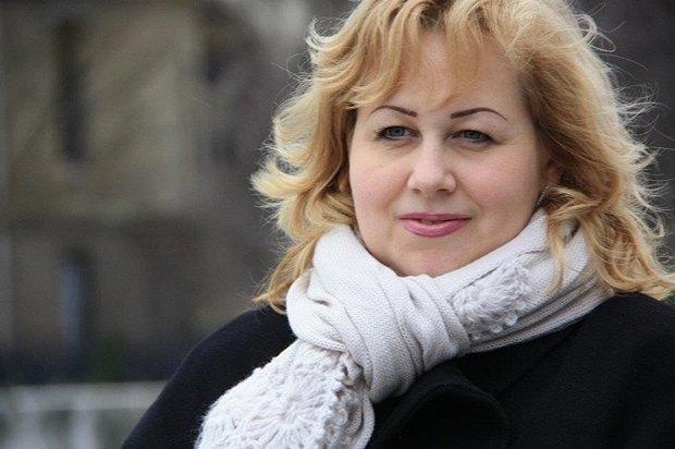Лариса Сарган