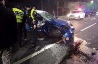 Юнак без прав розбився насмерть за кермом автомобіля на трасі у Львівській області