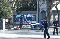 Число задержанных после взрывов в Стамбуле выросло до 7 человек (обновлено)