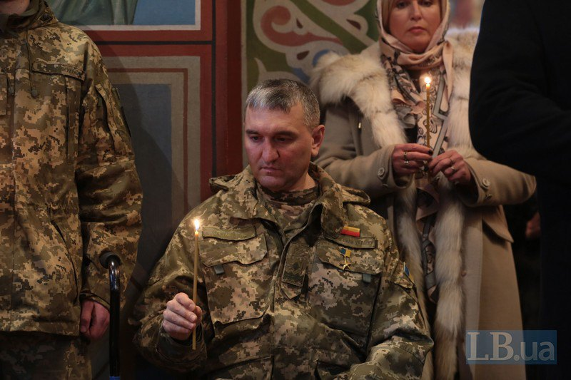 Герой України Ігор Гордійчук