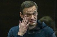 Навальний оголосив про припинення 24-денного голодування