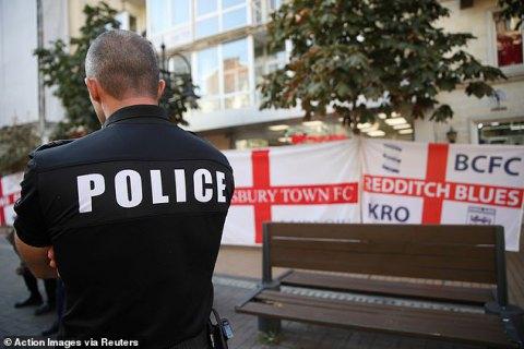 Английский фан умер в Болгарии в полицейском участке перед отборочным матчем Евро-2020