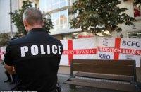 Англійський фанат помер у Болгарії в поліцейській дільниці перед відбірковим матчем Євро-2020