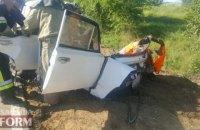 На новой дороге Спасское-Вилково насмерть разбились четыре человека