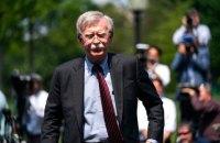 Білий дім подав позов проти Болтона, щоб не допустити публікації його мемуарів про роботу на Трампа