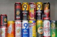Во Франции вводят налог на энергетические напитки