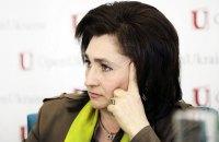 Мария Матиос подала е-декларацию через три недели после дедлайна