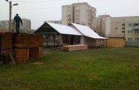 УАПЦ і УПЦ МП побилися на сесії Ужгородської міськради через землю