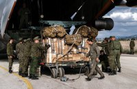 Російські бази в Сирії продовжать роботу після завершення військової операції