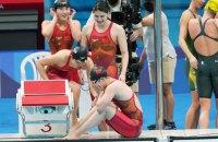 Китаянки зі світовим рекордом виграли Олімпіаду-2020 в естафеті 4х200 вільним стилем