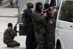 У Луганській області бойовики напали на дві військові частини і вкрали зброю