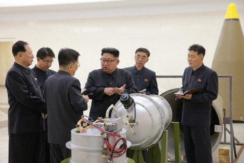 КНДР відкинула пропозиції США про знищення ядерної зброї, - CNN