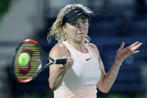 Світоліна виграла виставковий турнір у Нью-Йорку