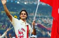 Федерер відмовився від виступу на Олімпіаді-2020