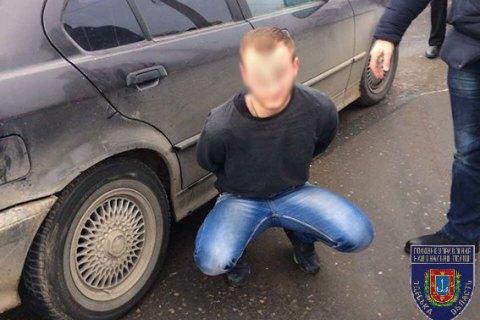 В Одесі впіймали злочинця, який утік із зали суду в Києві