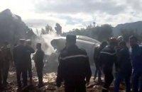 257 человек погибли при крушении военного самолета в Алжире (обновлено)
