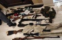 ГБР установило масштабы торговли разрешениями на оружие в Национальной полиции