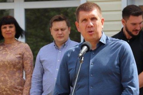 Гунько склав присягу народного депутата