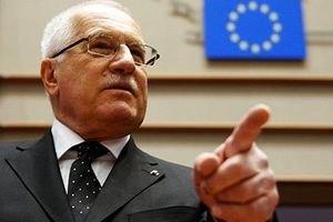 Сенат Чехии обвинил президента в государственной измене