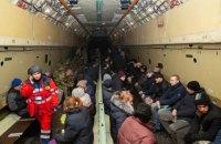 Звільненим з полону українцям виплатять по 100 000 грн впродовж тижня