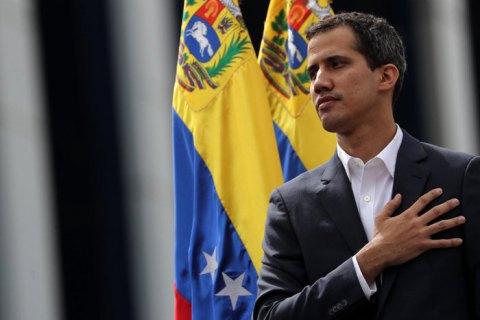 Ведущие страны ЕС признали Гуайдо временным президентом Венесуэлы