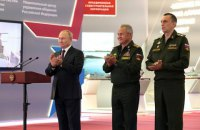 Росія почала будувати чотири субмарини і два корвети