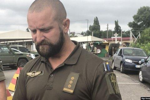 Комбриг розповів обставини загибелі військового медика на Донбасі