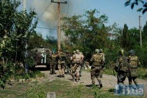 Російські військові впритул підійшли до Щастя, - заступник коменданта міста