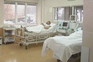 В Днепропетровск привезли первых раненых в Марьинке