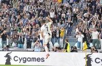 """""""Ювентус"""" прервал свою феноменальную победную серию в чемпионате Италии"""